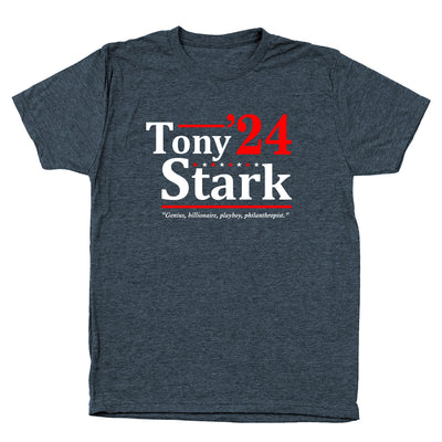 TONY STARK 2024 ELECTION