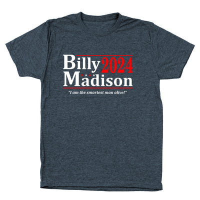 BILLY MADISON 2024 Election