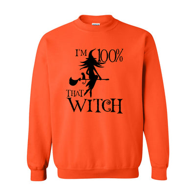 IM 100% THAT WITCH - DonkeyTees