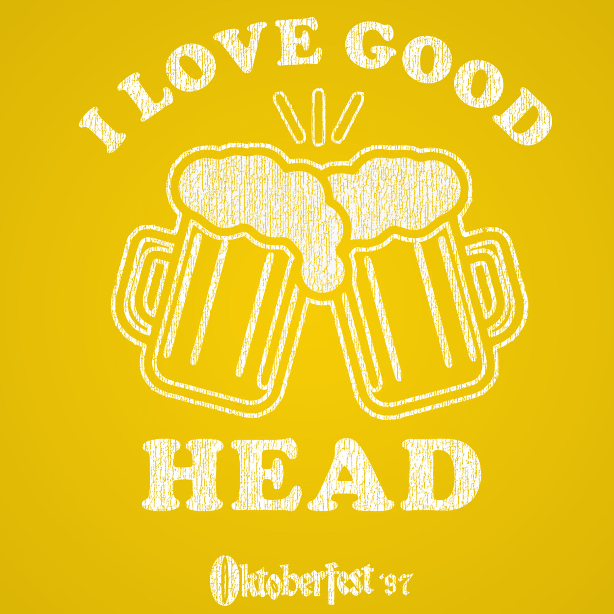 I Love Good Head - DonkeyTees