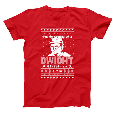 I'm Dreaming of a Dwight Christmas - DonkeyTees