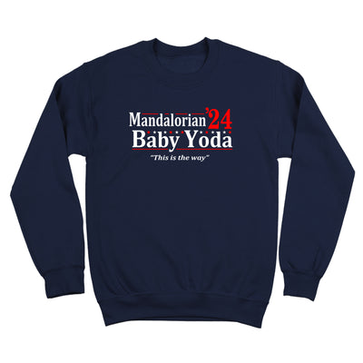 Mandalorian Baby Yoda 2020 Election - DonkeyTees