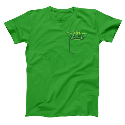 Baby Pocket Yoda - DonkeyTees