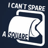 I Can't Spare a Square - DonkeyTees