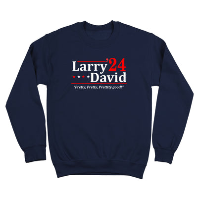 Larry David 2024 ELECTION