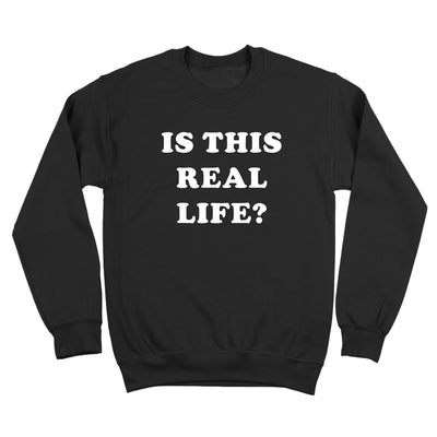 IS THIS REAL LIFE? - DonkeyTees