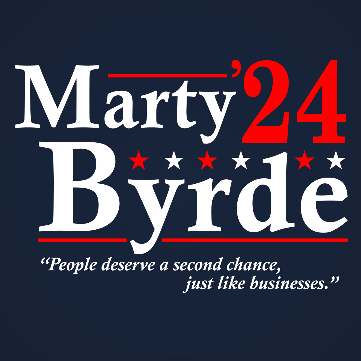 Marty Byrde 2024 Election