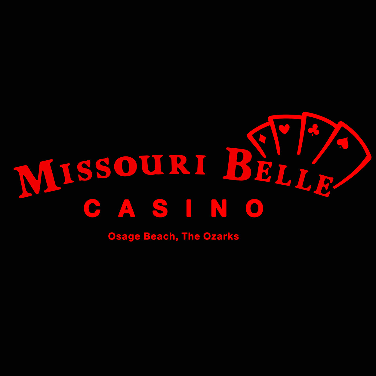 Missouri Belle Casino Ozarks MO - DonkeyTees