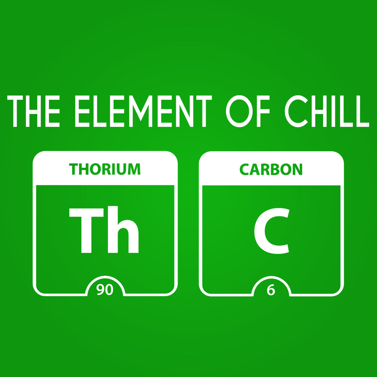 THC The Element of Chill - DonkeyTees