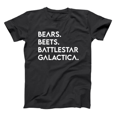 Bears Beets Battlestar Galactica - DonkeyTees