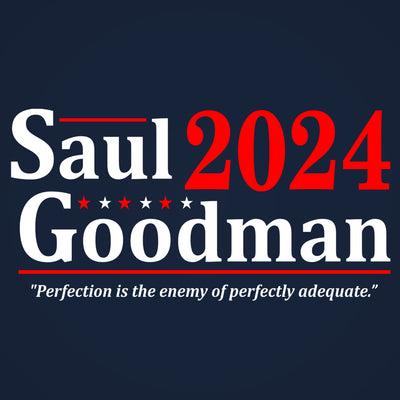 Saul Goodman 2024 Election