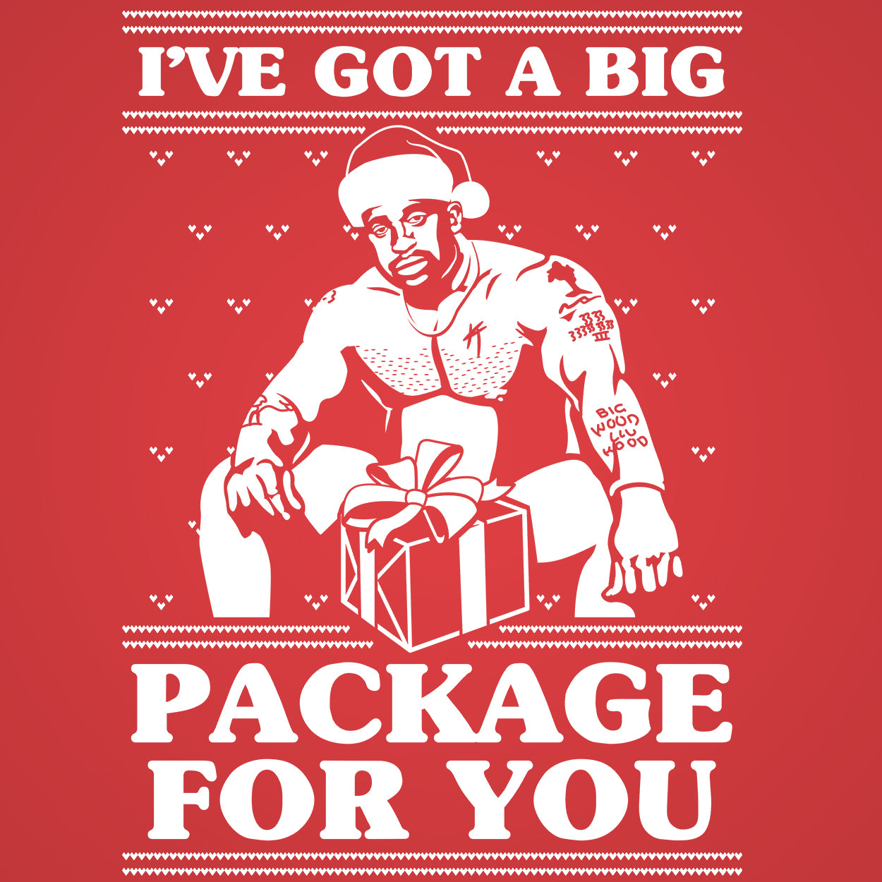 I've got a Big Package for you