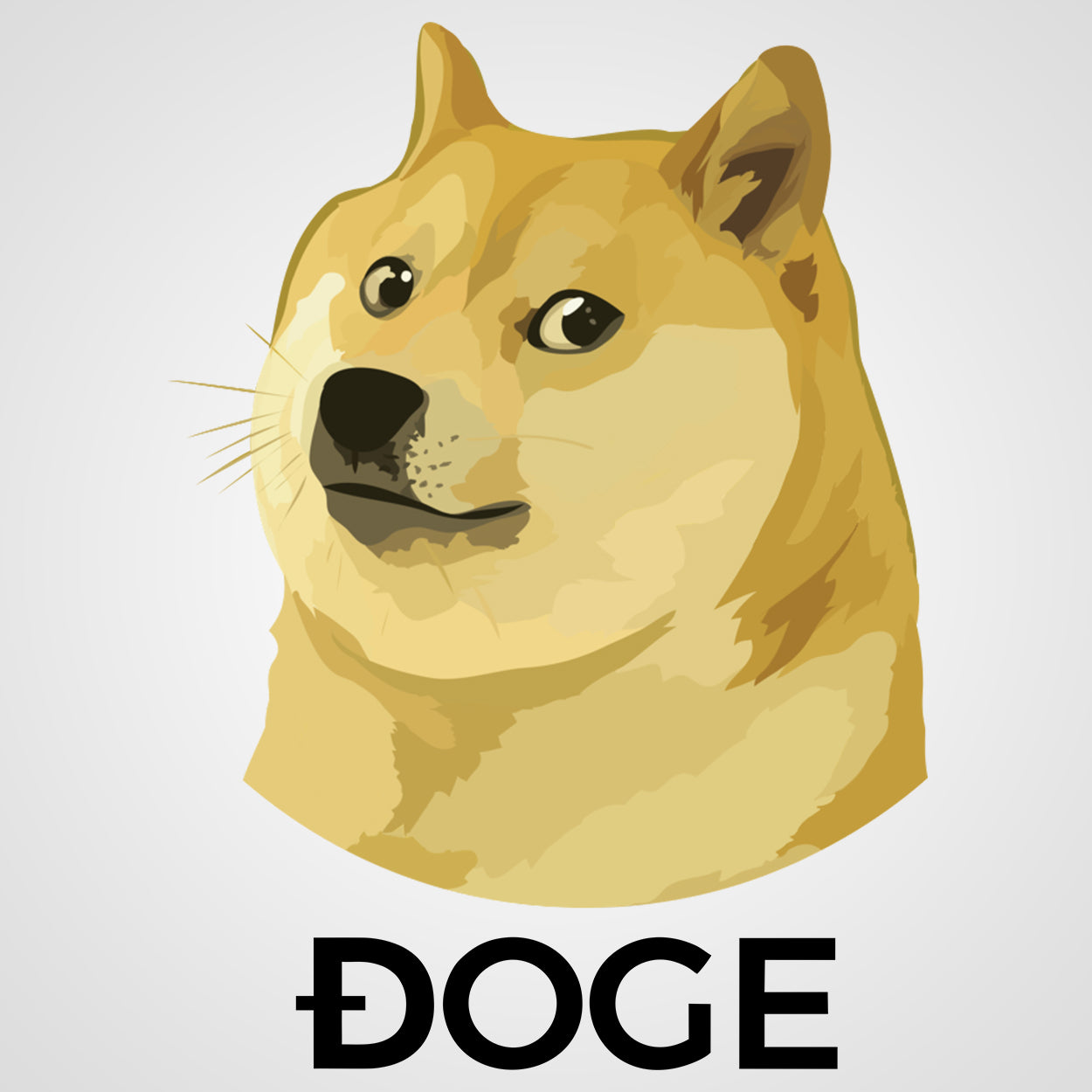 Doge Dog to the Moon