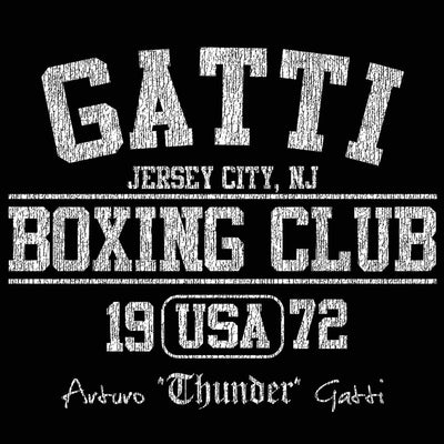 Gatti Boxing Club - DonkeyTees
