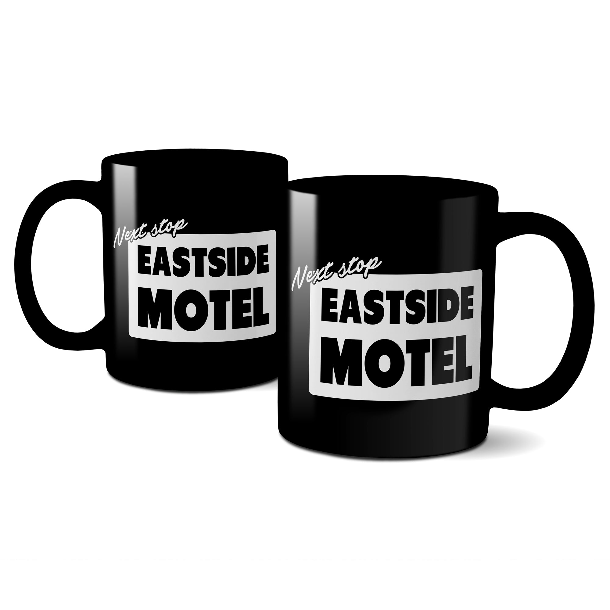 Eastside Motel Mug - DonkeyTees
