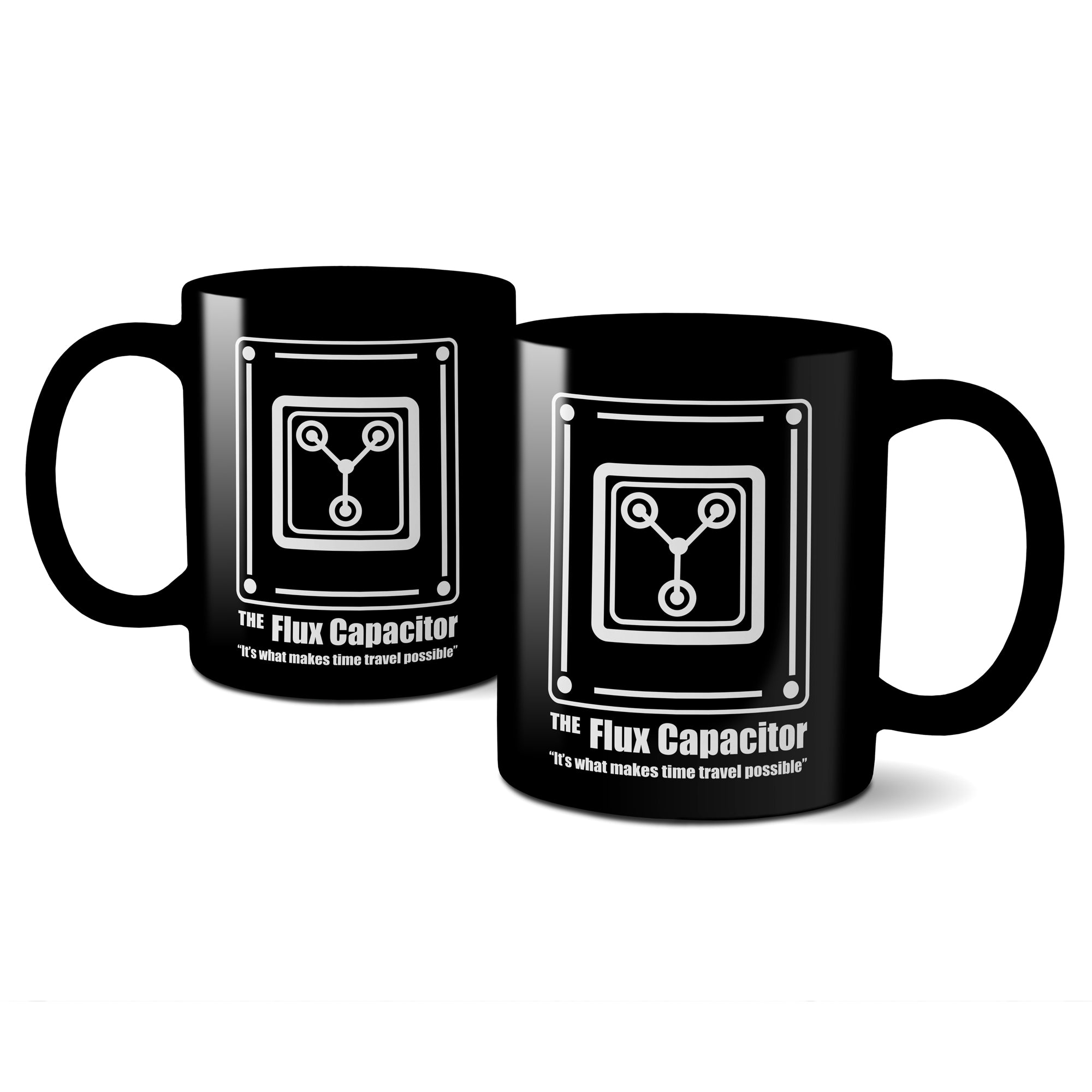 Flux Capacitor Mug - DonkeyTees