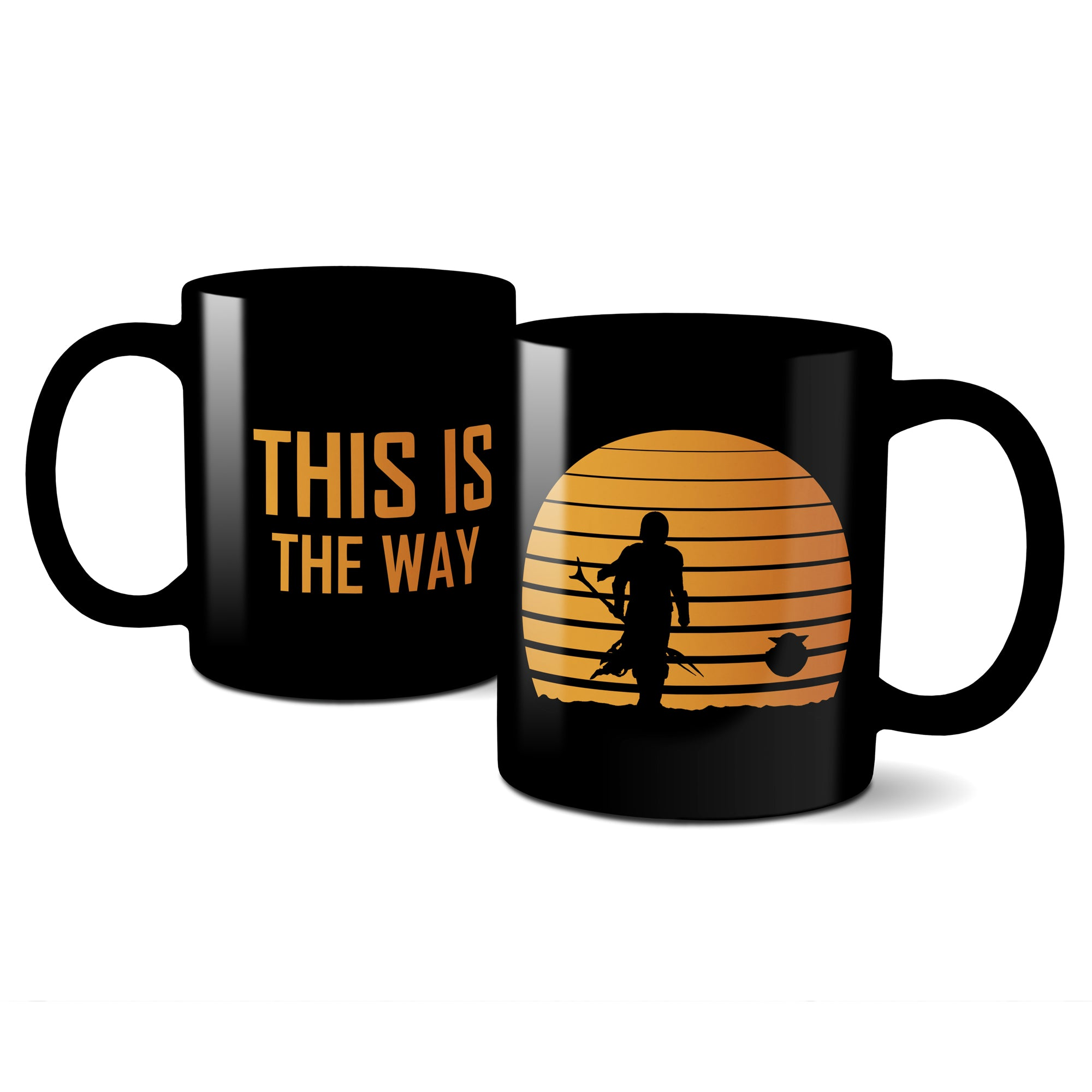 THIS IS THE WAY Mug - DonkeyTees