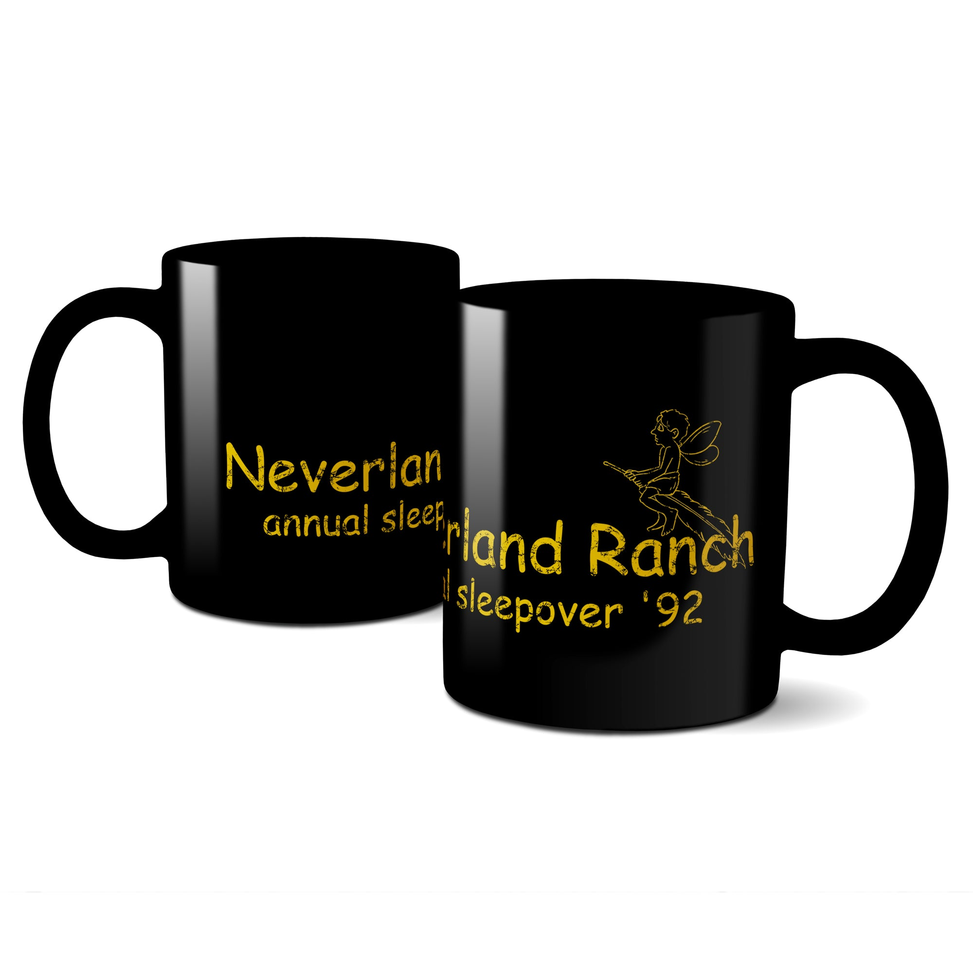 Neverland Ranch Mug - DonkeyTees
