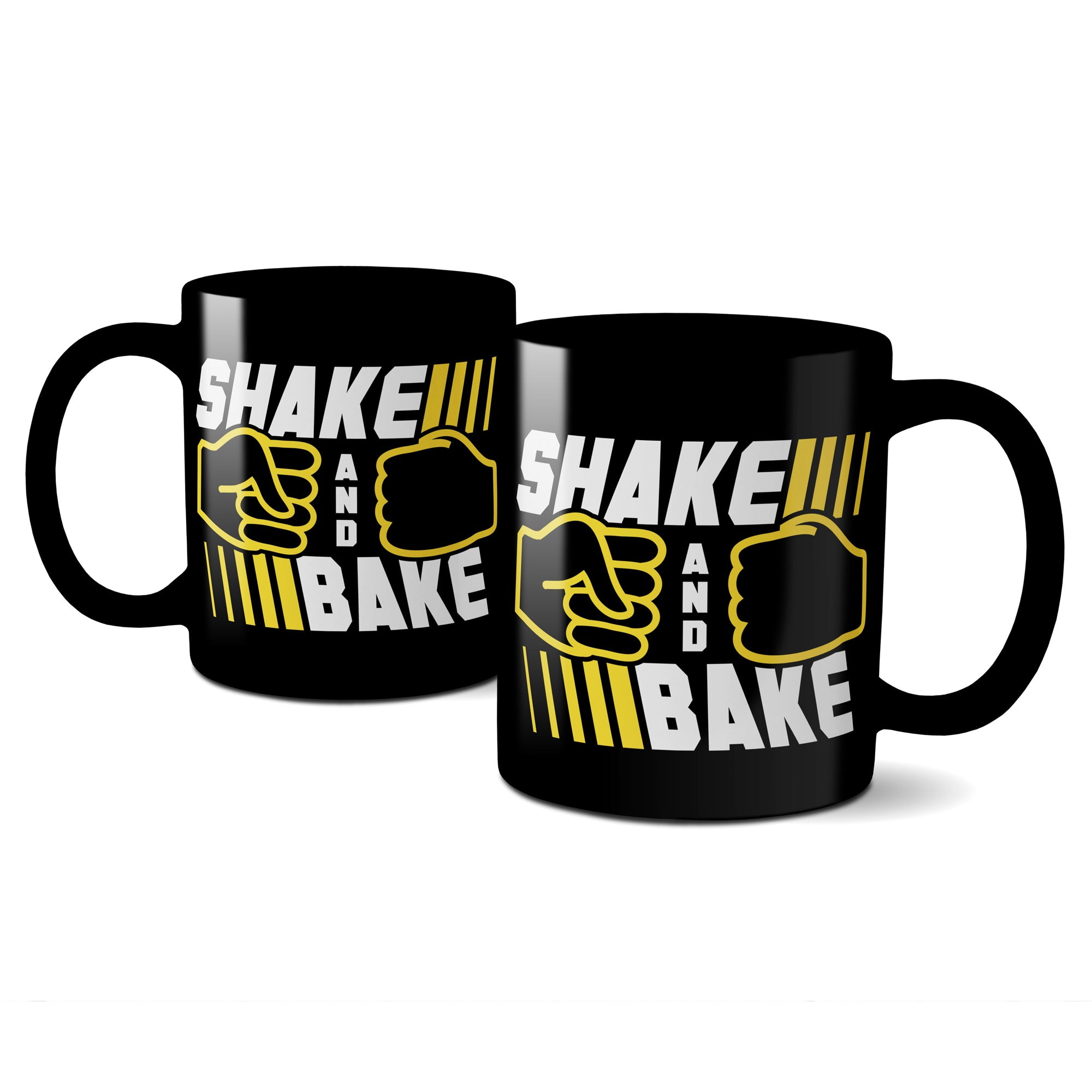Shake and Bake Mug - DonkeyTees