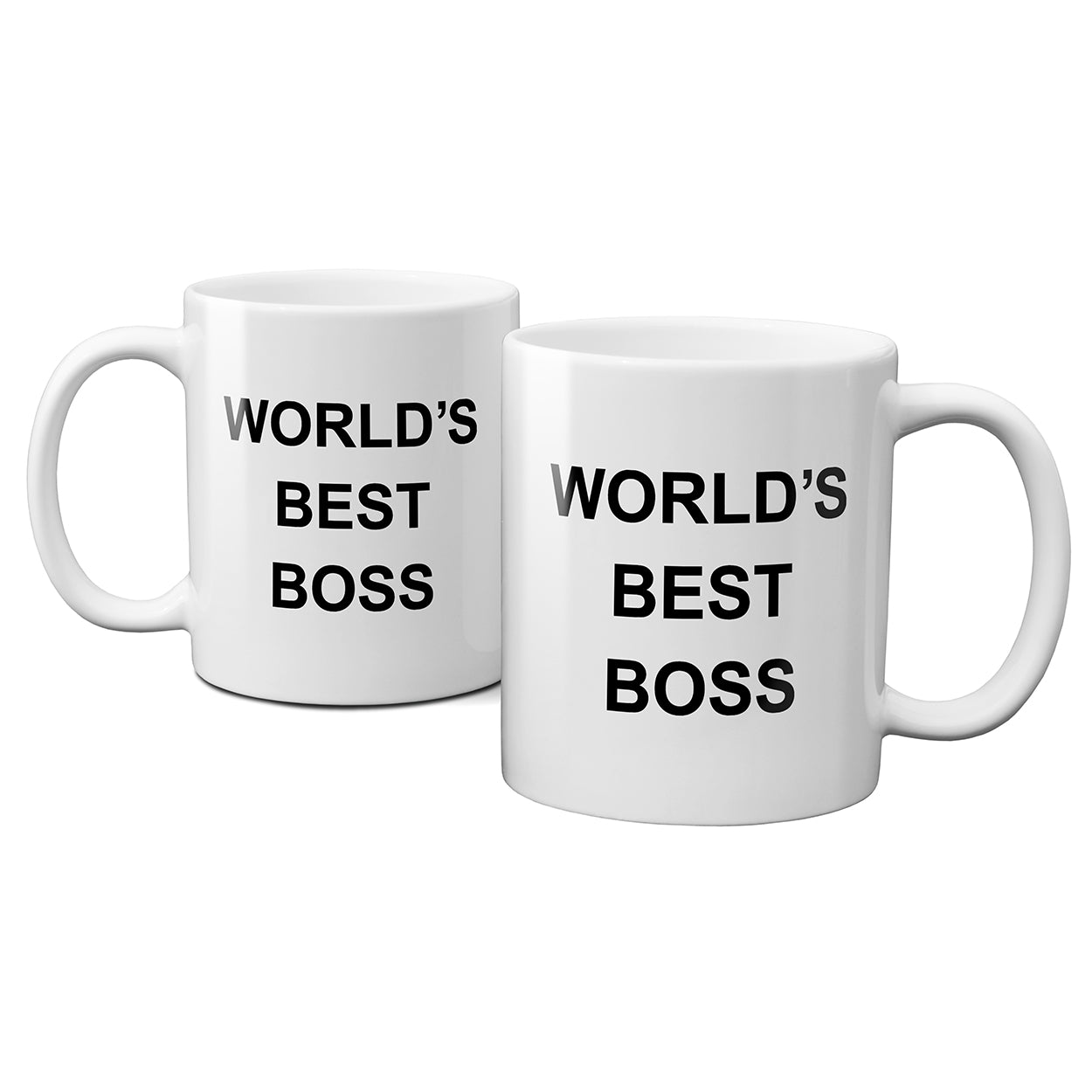 Worlds Best Boss Mug - DonkeyTees