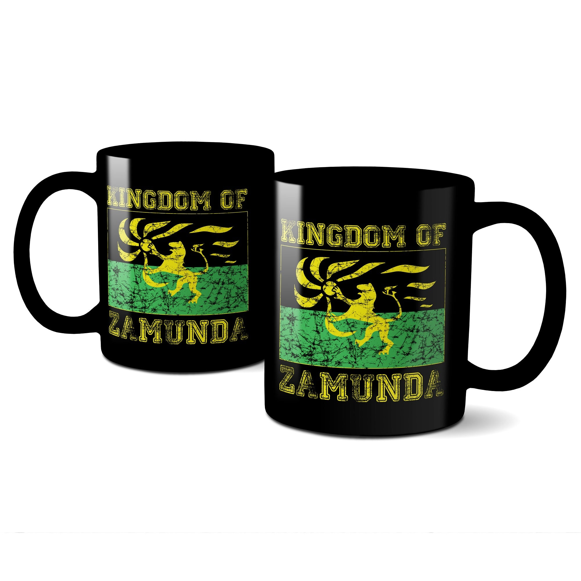 Kingdom of Zamunda Mug - DonkeyTees