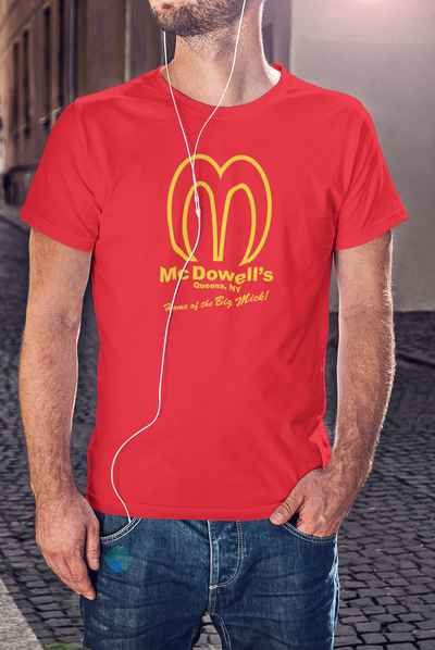Mcdowell's Golden Arches