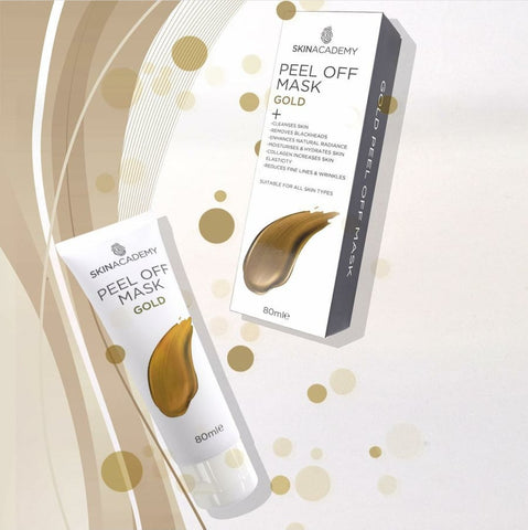 Indulge Peel Off Mask - Gold