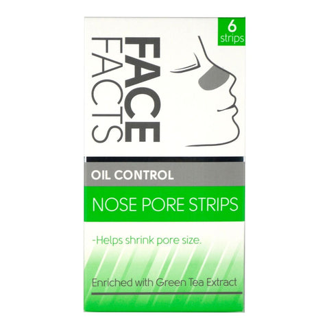 Nose Pore Strips - Oil Control