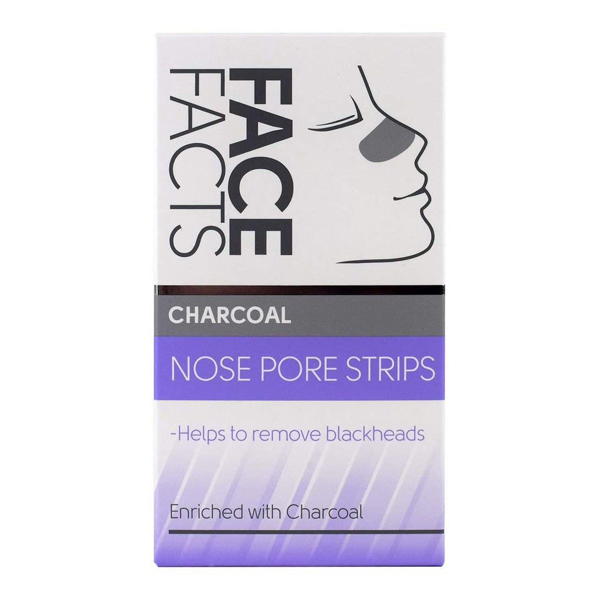 Nose Pore Strips - Charcoal