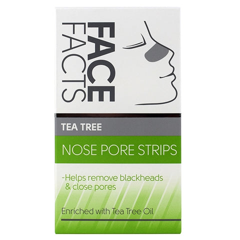 Nose Pore Strips - Tea Tree