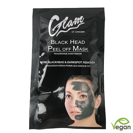 Andlitsmaski - Black Head Peel Off Mask - 3 stk