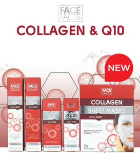 Collagen með Q10 - pakki