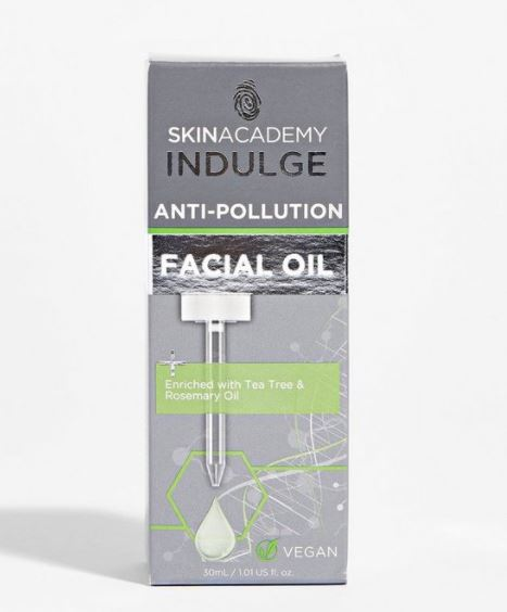 Indulge Facial Oil - Anti-Pollution