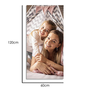 Custom Photo Wall Decor Painting Canvas