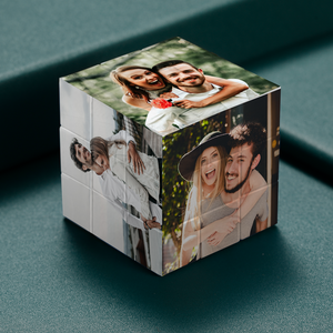 Custom Photo Rubik's Cube Multiphoto Rubik's Cube