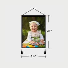Load image into Gallery viewer, Custom Photo Tapestry - Graduation 2020
