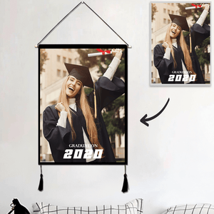 Custom Photo Tapestry - Graduation 2020