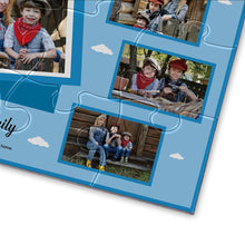 Load image into Gallery viewer, Personalized Photo Jigsaw Puzzle Perfect Gift for Family - 35-500 pieces