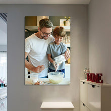 Load image into Gallery viewer, Custom Photo Wall Decor Painting Canvas