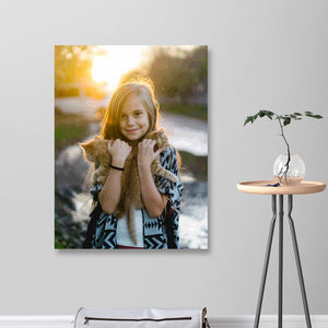 Custom Photo DIY Painting By Numbers 36 Colors - 30*40cm