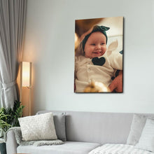 Load image into Gallery viewer, Custom Photo Canvas Prints Wall Art for Dad