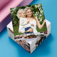 Load image into Gallery viewer, Custom Photo Rubik's Cube Personalized Home Decoration Gifts For Mom