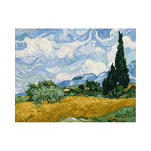 "Load image into Gallery viewer, Van-Gogh Sky - DIY Paint by Numbers Kit - 16""x20"""
