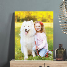Load image into Gallery viewer, Personalized Diamond Painting Kit Full DIY Custom Pet Photo Diamond Painting Square Round Rhinestone Unique Gifts