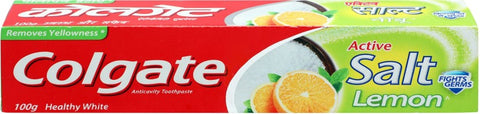 Colgate Active Salt Healthy White Toothpaste(100 g)