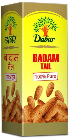 Dabur Badam Hair Oil(100 ml)