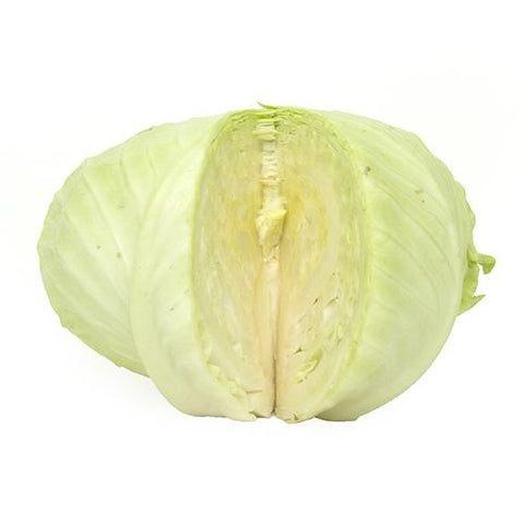 Fresho Cabbage, 1 pc approx. 500 to 800 gm