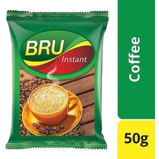 Bru Instant 50Gm (Pouch)