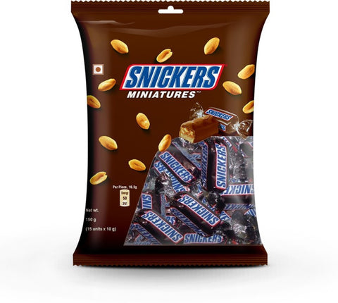 Snickers Miniatures Bars(150 g)