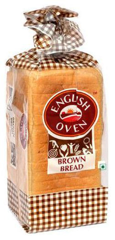 English Oven Bread - Brown 400 g